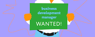 Business development manager wanted [СРОЧНОСТЬ: ВЧЕРА!]