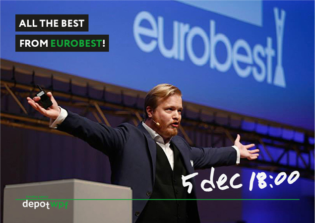 All the best from EUROBEST