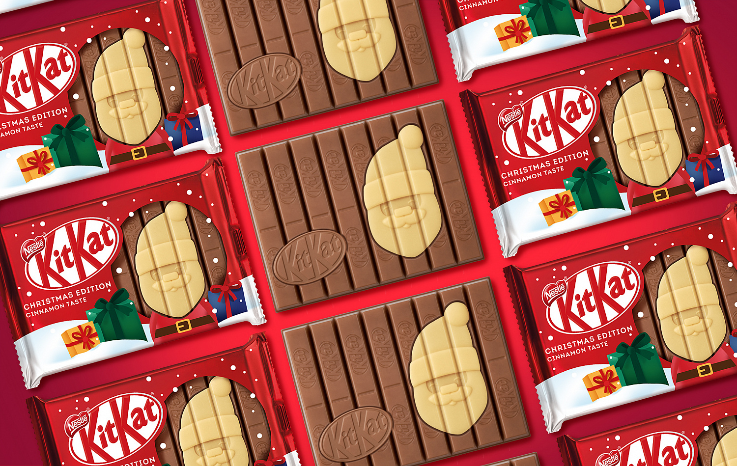KitKat® Christmas Edition - Портфолио Depot