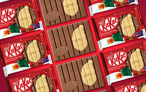 KitKat® Christmas Edition