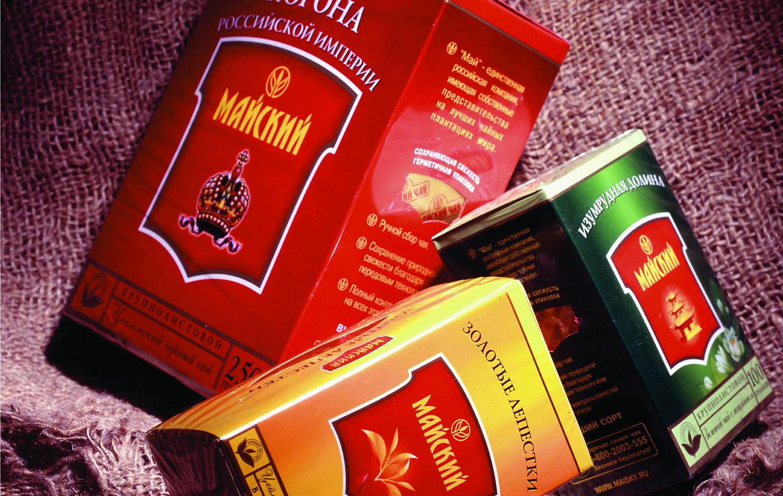 майский чай любимый чай