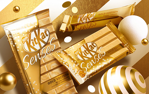 KitKat Sense Gold Edition
